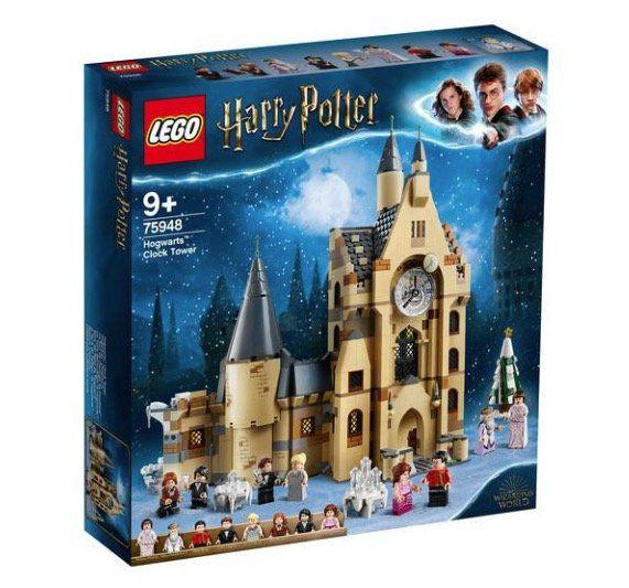 Lego 75948 Harry Potter Hogwart Uhrenturm für 67,99€ (statt 82€)