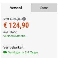 Vorbei: Marshall Kilburn II Retro Bluetooth Lautsprecher für 124,90€ (statt 219€)