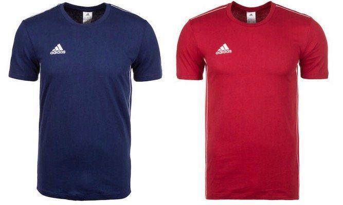adidas Performance Core 18 T Shirts für je 10,39€ (statt 15€)