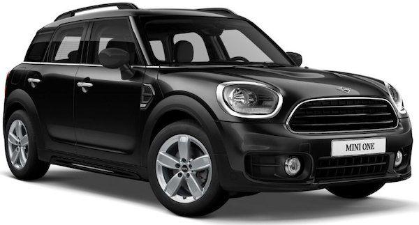 Mini Blackyard One Countryman mit 102 PS im Leasing für 194,55€mtl. brutto