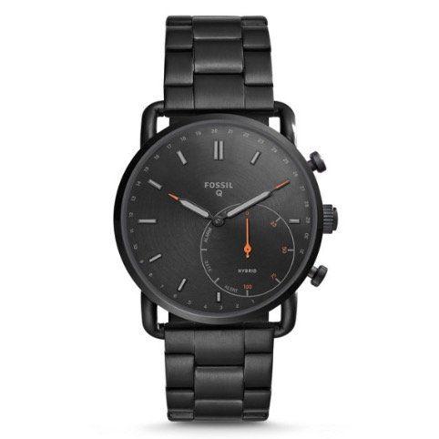 Fossil Q Commuter Hybrid Smartwatch für 67,32€ (statt 145€)