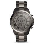 Fossil Q Grant Hybrid-Smartwatch mit Edehlstahl-Armband für 67,32€ (statt 119€)
