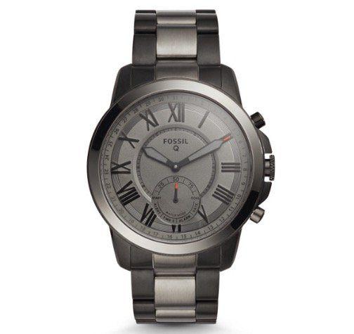Fossil Q Grant Hybrid Smartwatch mit Edehlstahl Armband für 67,32€ (statt 119€)
