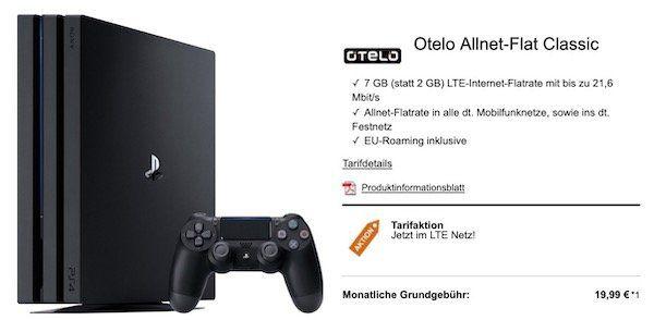 PS4 Pro 1TB für 19€ (auch Apple Watch 4, Airpods) + Vodafone Flat mit 7GB LTE für 19,99€mtl.