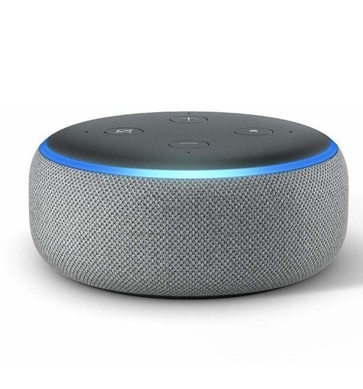 Amazon Echo Dot 3. Generation für 29,99€ (statt 36€)