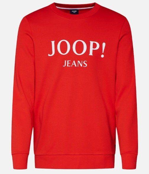 JOOP! Sweatshirt Alfred in Rot für 50,92€(statt 80€)   S, M, XXL
