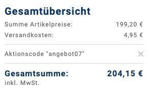 Samsonite Lite Locked 4 Rollen Spinner 81cm ab 199€ (statt 299€)