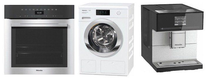 10% auf Miele Geräte   z.B. Miele WCR 860 Waschmaschine für 1.318,50€ (statt 1.465€)