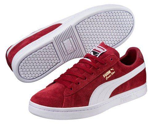 Puma Court Star FS Herren Sneaker in Rot für 24,98€ (statt 35€)
