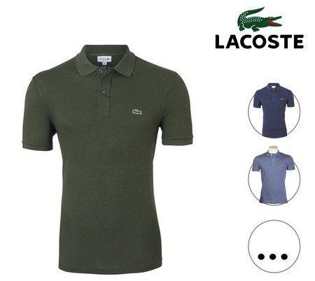 Lacoste Petit Piqué Poloshirt in Slim Fit für 55,90€ (statt 75€)