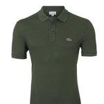 Lacoste Petit Piqué Poloshirt in Slim Fit für 45,90€ (statt 90€)