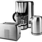 Medion Frühstücksset (Kaffeemaschine, Toaster, Wasserkocher) für 79,95€ (statt 95€)