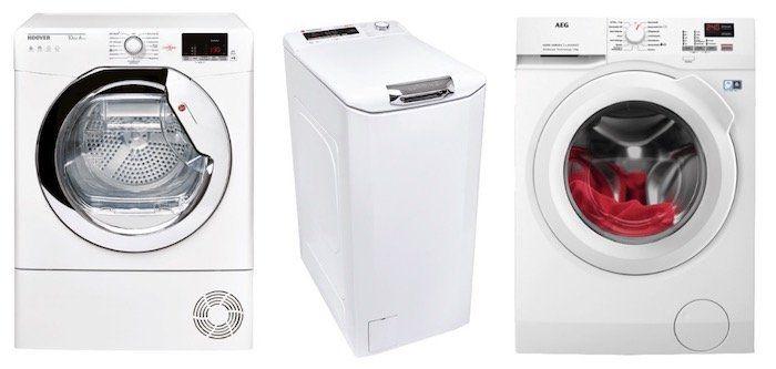 Waschen Wochen beim Media Markt   z.B. AEG L6FBA674 Waschmaschine für 399€ (statt 488€)
