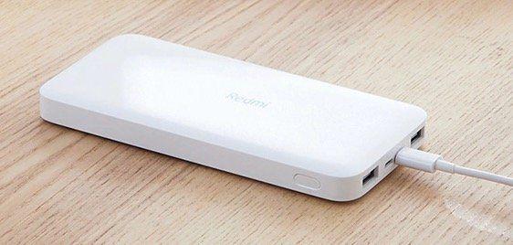 Xiaomi PB100LZM Power Bank mit 10.000mAh für 17€
