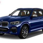 BMW X3 xDrive 2.0 mit Haustürlieferung im Gewerbe-Leasing für 386,81€ mtl. brutto