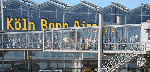 Airport Business Lounge Köln Bonn ab 9€ mit Frühstück, Snacks und Drinks