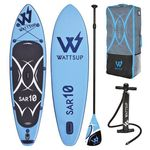 Wattsup SUP-Board Stand up Paddle für 222€ (statt 349€)