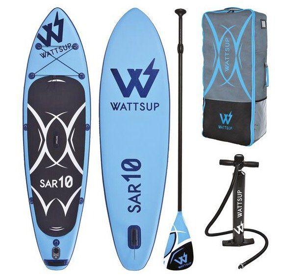 Wattsup SUP Board Stand up Paddle für 222€ (statt 349€)