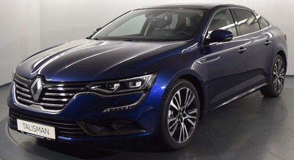 Renault Talisman Initiale Paris mit 224 PS im Gewerbe Leasing für 207,45€ mtl. brutto   inkl. Haustürlieferung + Wartung
