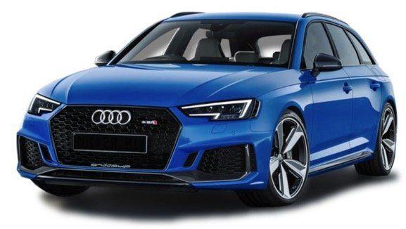 Audi RS4 Avant mit 450 PS im Gewerbe Leasing für 594€ mtl. netto