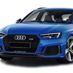 Audi RS4 Avant mit 450 PS im Gewerbe-Leasing für 594€ mtl. netto