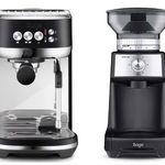 Schnell? Sage the Bambino Plus Espresso-Maschine + Sage SCG600 Kaffeemühle für 299€(statt 442€)