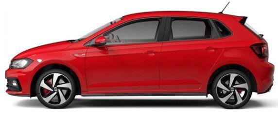 VW Polo GTI TSI mit 200 PS im Privat Leasing für 199€mtl. brutto