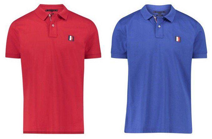 Tommy Hilfiger Poloshirt Icon Mini Badge für 44,85€ (statt 62€)   nur S, M, L
