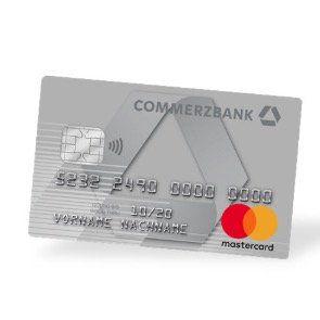Kostenloses Commerzbank-Girokonto + 50€ Startguthaben + bis 100€ bei Freundschaftswerbung