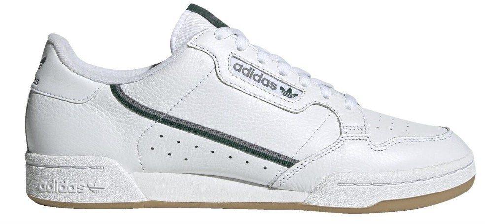 adidas Originals Continental 80 Herren Sneaker für 49,99€ (statt 63€)
