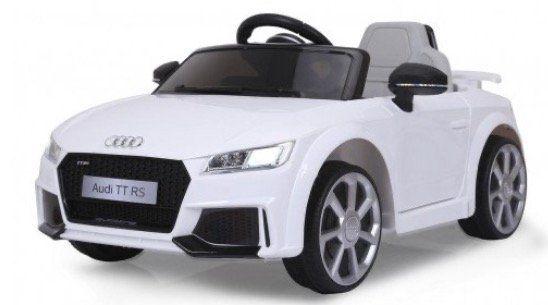 JAMARA Elektro Audi TT RS 12V für 114,98€ (statt 143€)