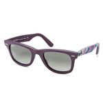 Restposten Marken-Sonnenbrillen (Ray-Ban, Dior …) – z.B. Ray-Ban Wayfarer violet für 59,12€ (statt 77€)