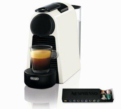 DeLonghi Essenza Mini EN85 Nespresso Kapselmaschine für 53,10€ (statt 70€) + 50 Kaffeekapseln Gutschein