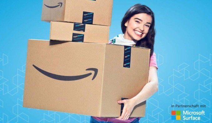 Letzte Chance! Amazon Prime Student: 12 Monate Prime gratis für Studenten, Azubis und Lehrlinge