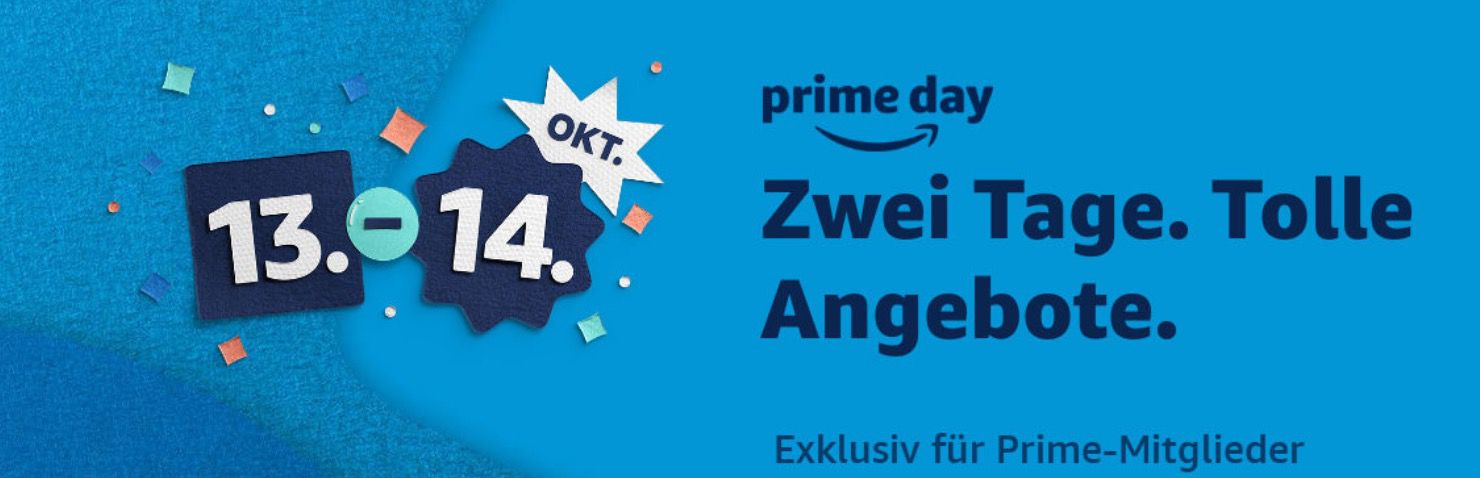 Heute: Amazon Prime Day 2020   kontern andere Shops z.B. Saturn mit eigenen Aktionen?