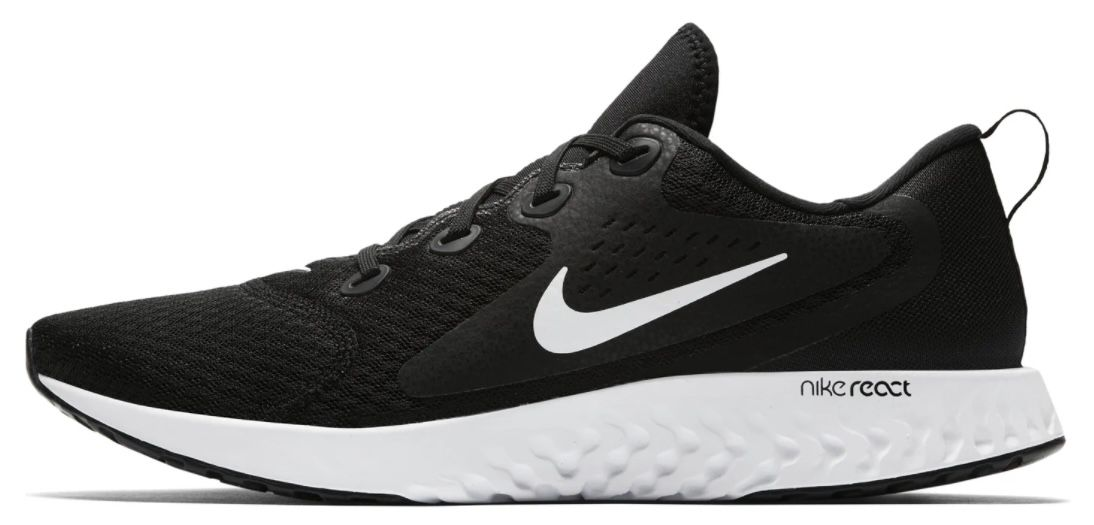 Nike Legend React Herren Sneaker in Schwarz für 49,99€ (statt 65€)