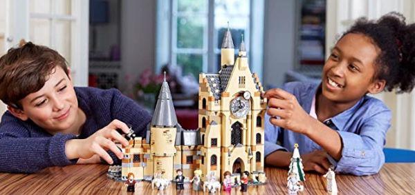 Lego 75948 Harry Potter Hogwart Uhrenturm für 55,59€ (statt 70€)