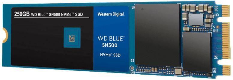 WD WD Blue SN500 250GB SSD PCIe M.2 nur 44€ (statt 51€)