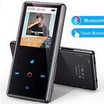 Bluetooth MP3 oder Video-Player mit 16GB und 1,8 Zoll Display für 19,45€ (statt 39€)