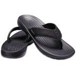 Crocs: 50% Zusatz-Rabatt im Warenkorb z.B. Crocs Bogota Herren Flip Flops für 15,99€ (statt 40€)