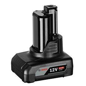 Bosch Akku GBA 12 Volt mit 4,0 Ah Li Ion O B Professional (10,8V) für 29,90€ (statt 35€)