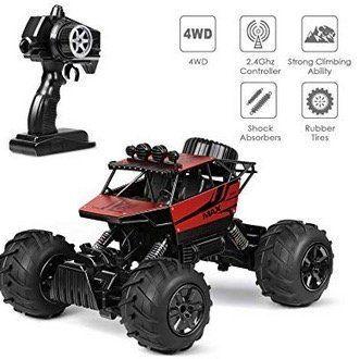 Ferngesteuerter Buggy von INTEY 4WD 2,4GHz bis 50 Metern für 18,99€ (statt 40€)
