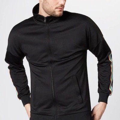 Urban Classics Jacke in Schwarz für 15,22€ (vorher 40€)