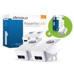 DEVOLO dLAN 1000 duo+ Starter Kit + dLAN 500 Adapter ab 64,70€ (statt 137€)