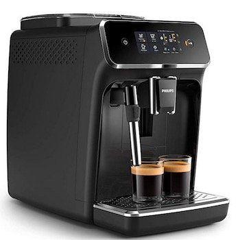 Philips 2200 Serie EP2221 Kaffeevollautomat (SensorTouch) in Schwarz für 241,40€ (statt 306€)
