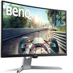 BenQ EX3203R – 32 Zoll curved WQHD Monitor mit 144 Hz für 386,10€ (statt 440€)
