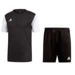 adidas Set Estro 2-teilig (Trikot und Shorts) für 16,95€ (statt 22,85)