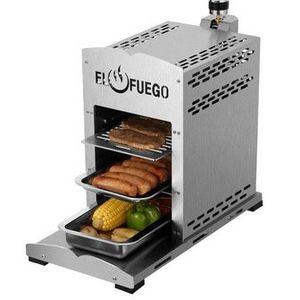 Beef Grill 800 Grad El Fuego Fiorentina mit 4,3kW Infrarotbrenner für 111€ (statt 146€)