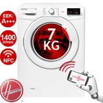 HOOVER HL4 1472D3/1-S Frontlader-Waschmaschine EEK: A+++ NFC Technologie für 259,90€ (statt 328€)