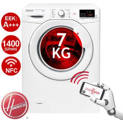 HOOVER HL4 1472D3/1 S Frontlader Waschmaschine EEK: A+++ NFC Technologie für 259,90€ (statt 299€)